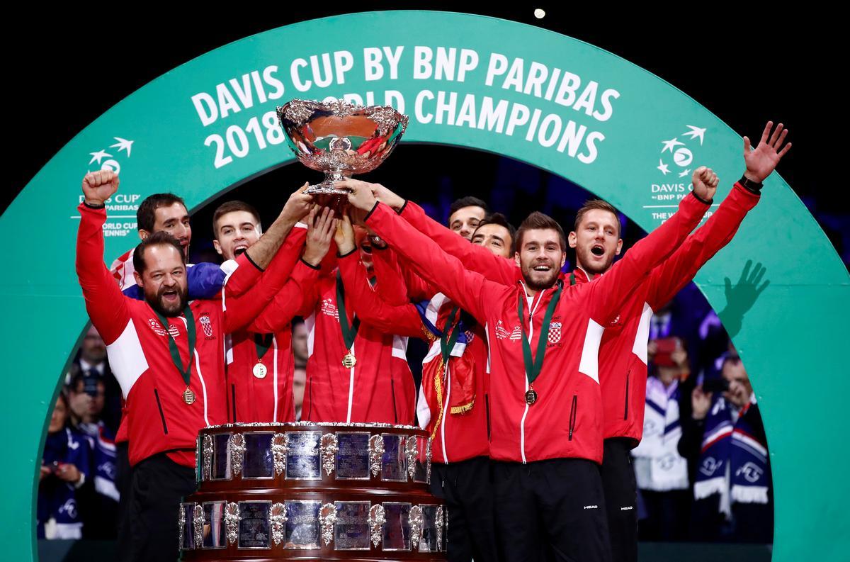 La Liga to sponsor Davis Cup in latest cross-sport venture ...