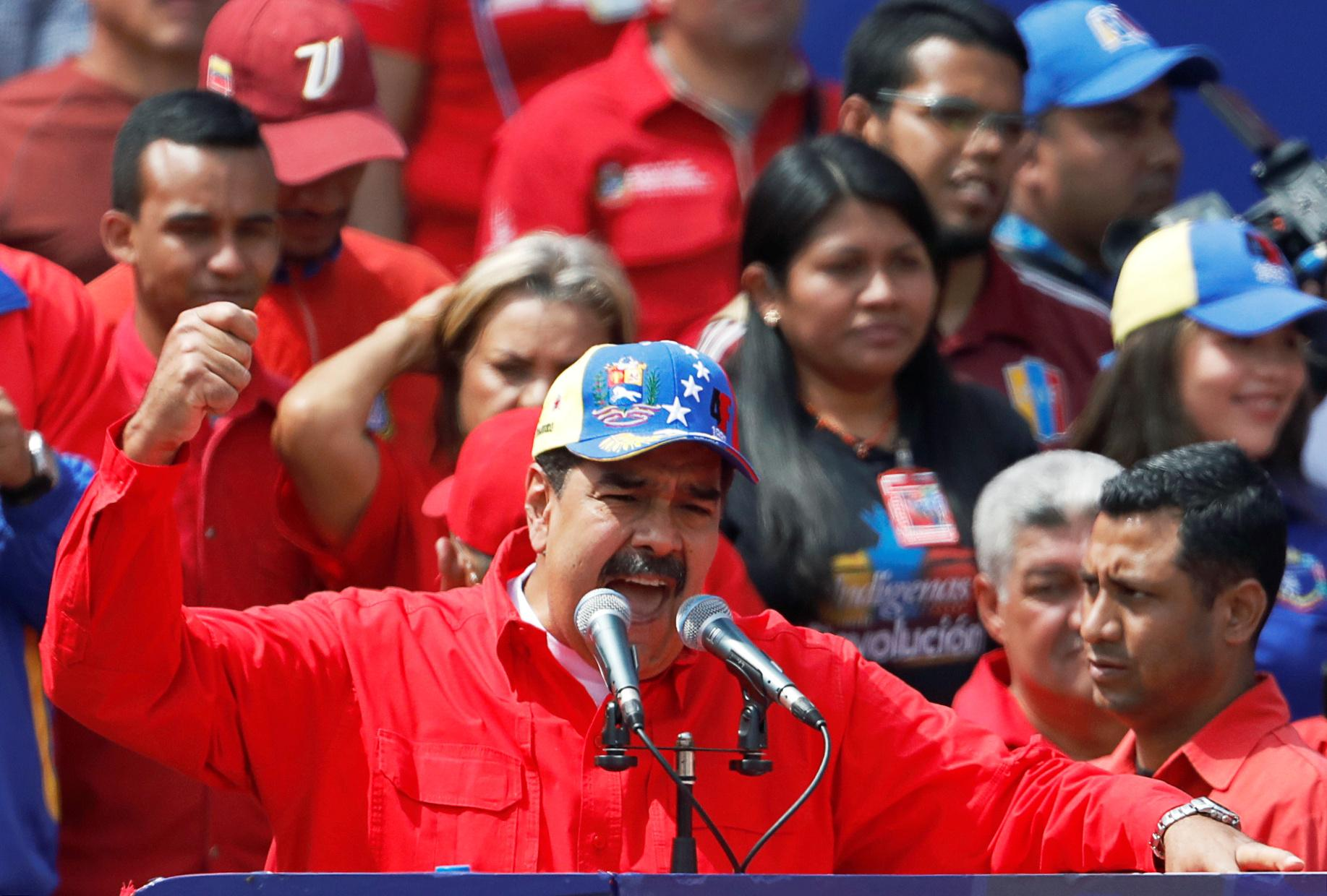 Venezuela's Maduro proposes earlier elections for National Assembly