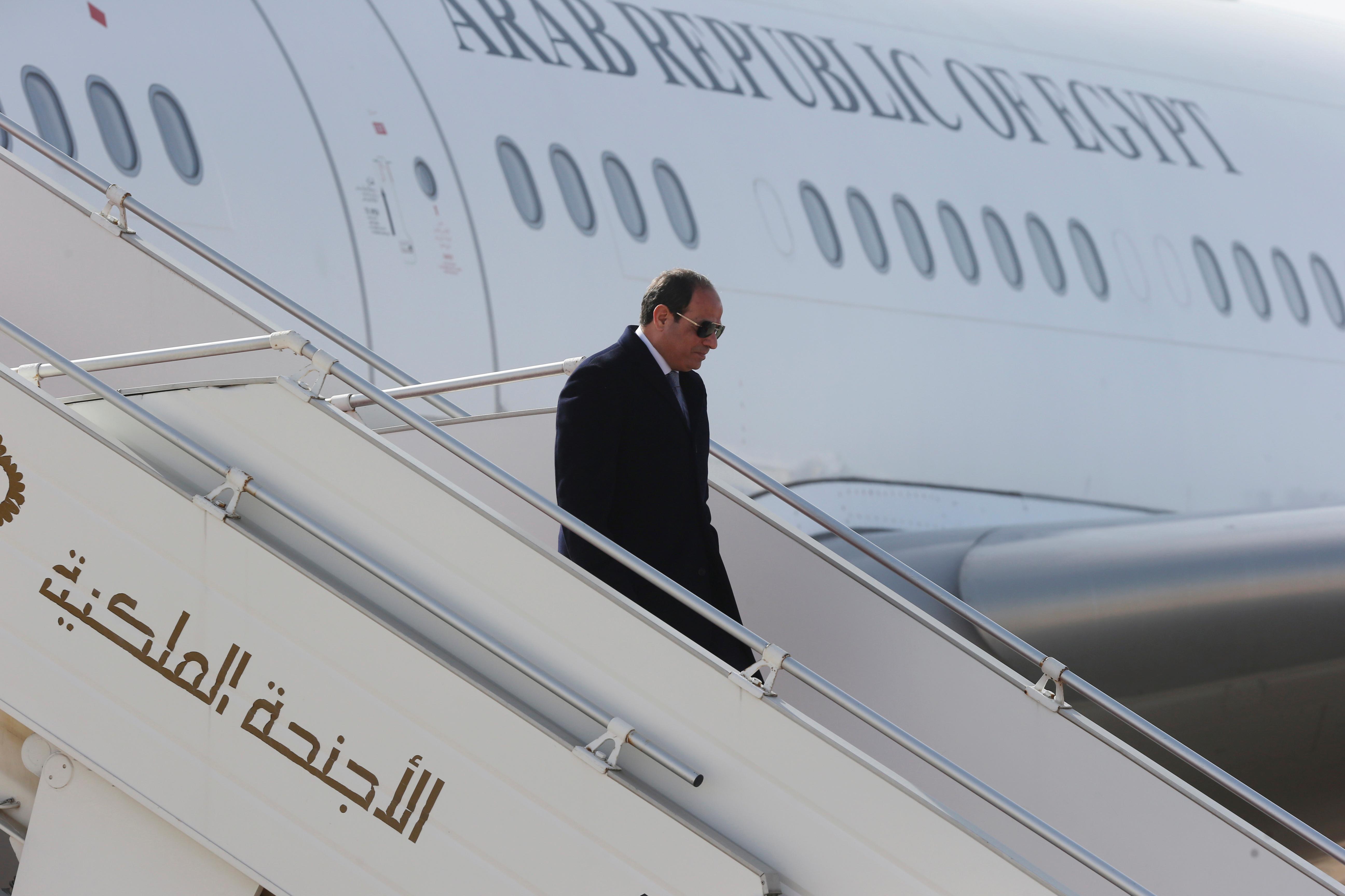 Egypt to consider longer presidential term: lawmaker