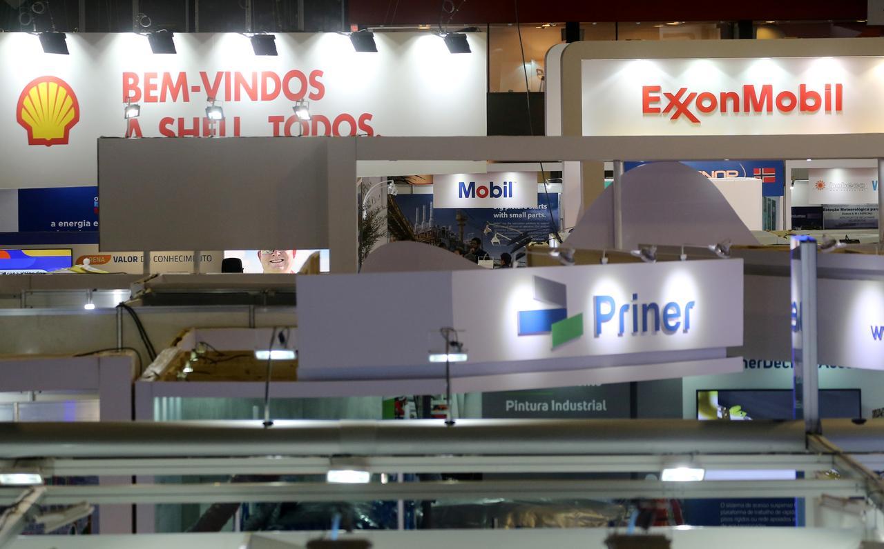 Shell leads cash race but Exxon catching up - Reuters