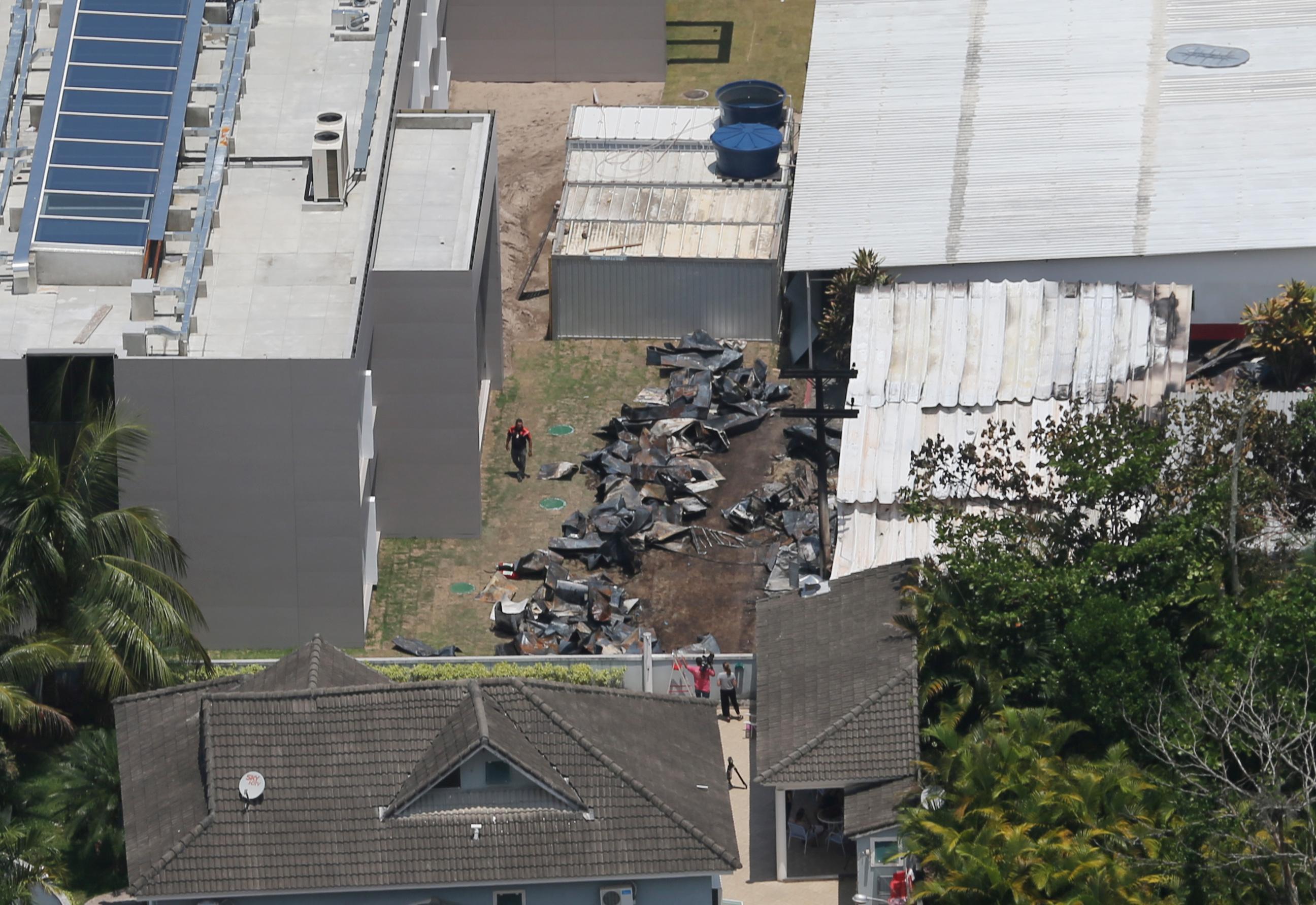 Ten Killed As Fire Sweeps Through Flamengo Training Center In Rio