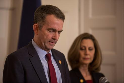 Virginia governor vows to stay; calls mount to oust lieutenant governor