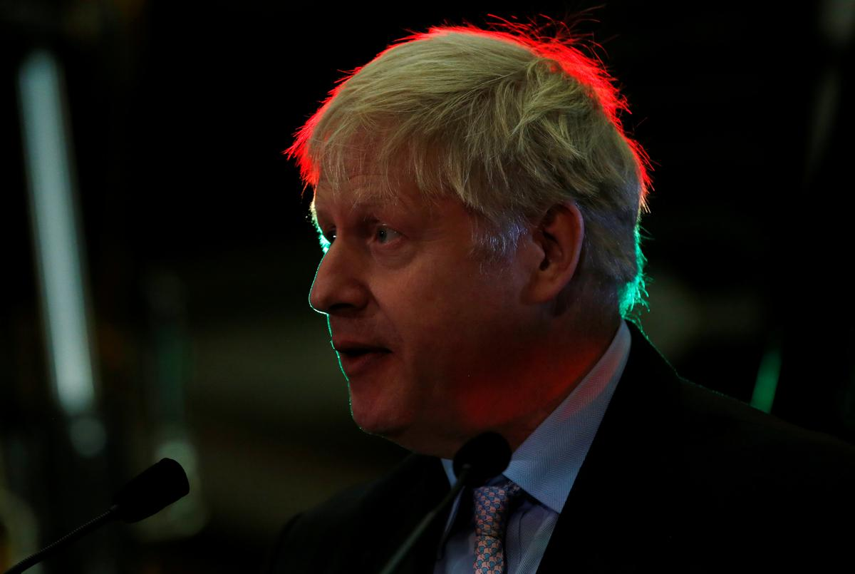 UK needs a Irish backstop exit mechanism for Brexit deal: Boris...