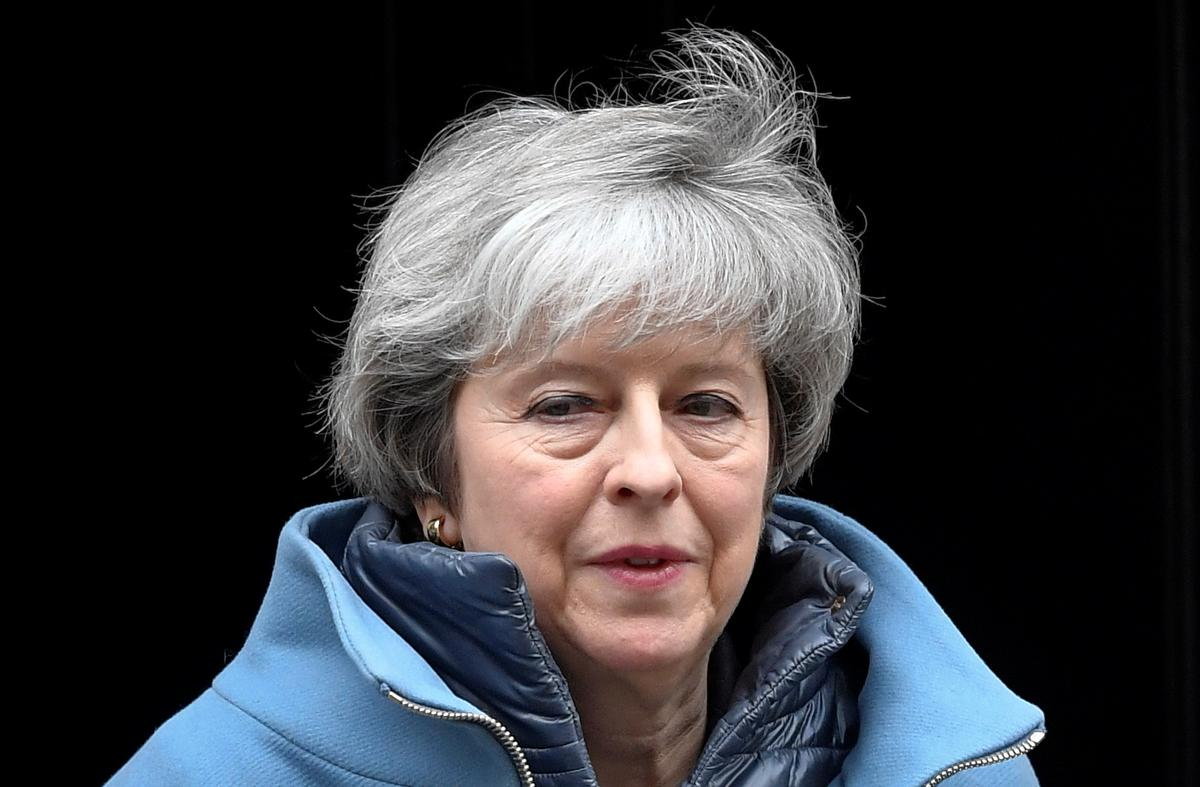 We can reach a Brexit deal parliament can support: UK PM May