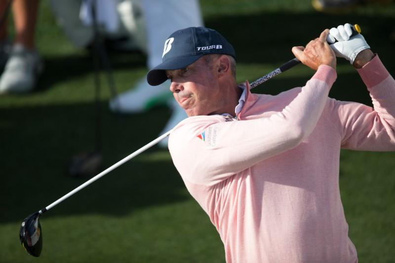 Golf: Kuchar apologizes to caddie over pay dispute
