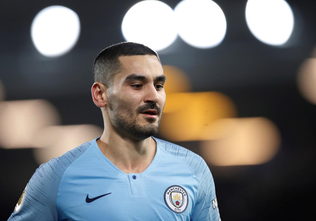 Man City must win Champions League to be among elite - Gundogan