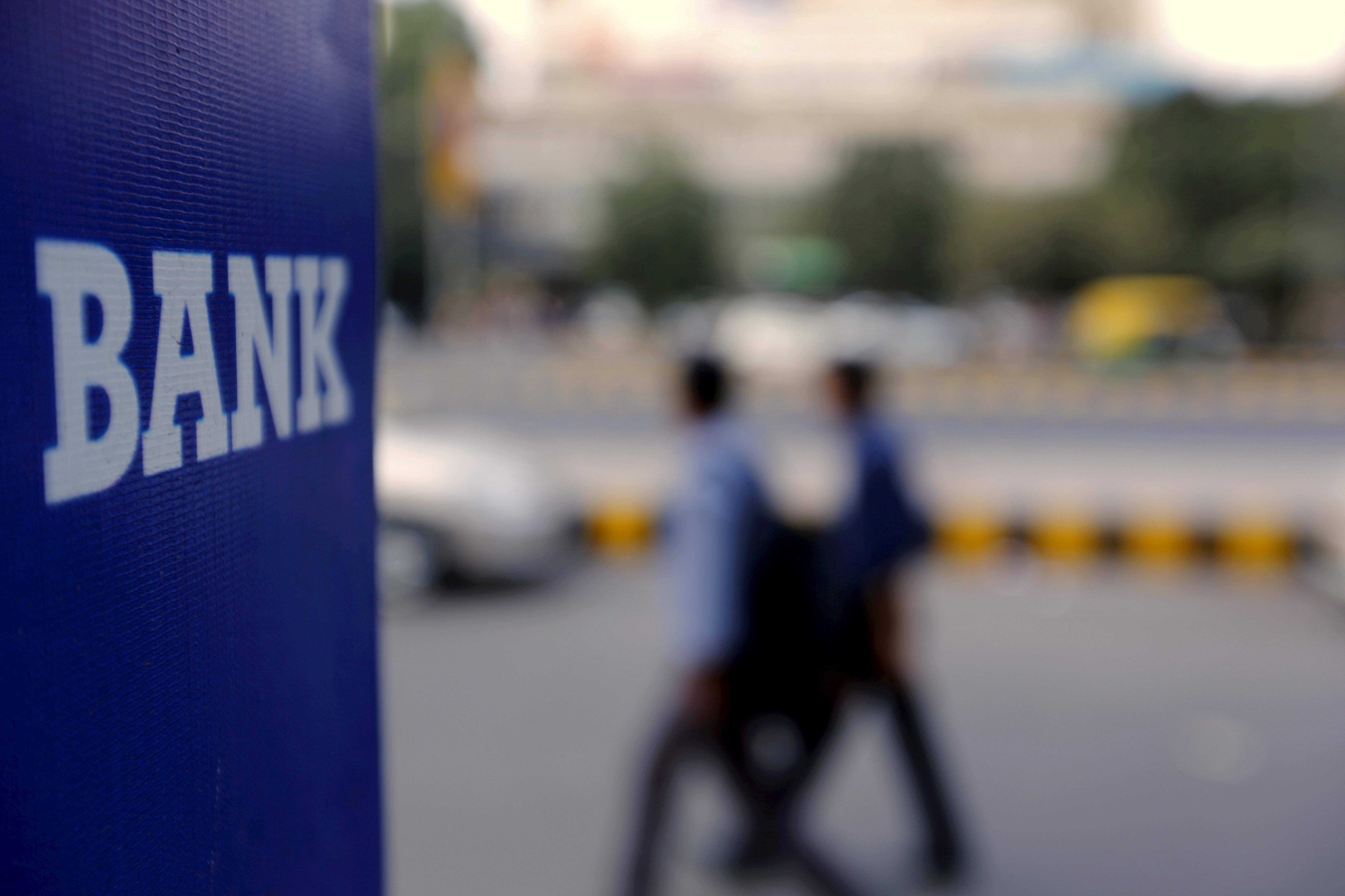 State-run banks jump after government announces fund infusion