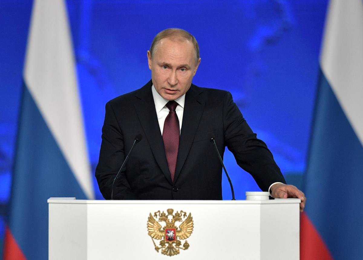 Putin to U.S.: I'm ready for another Cuban Missile-style crisis if...