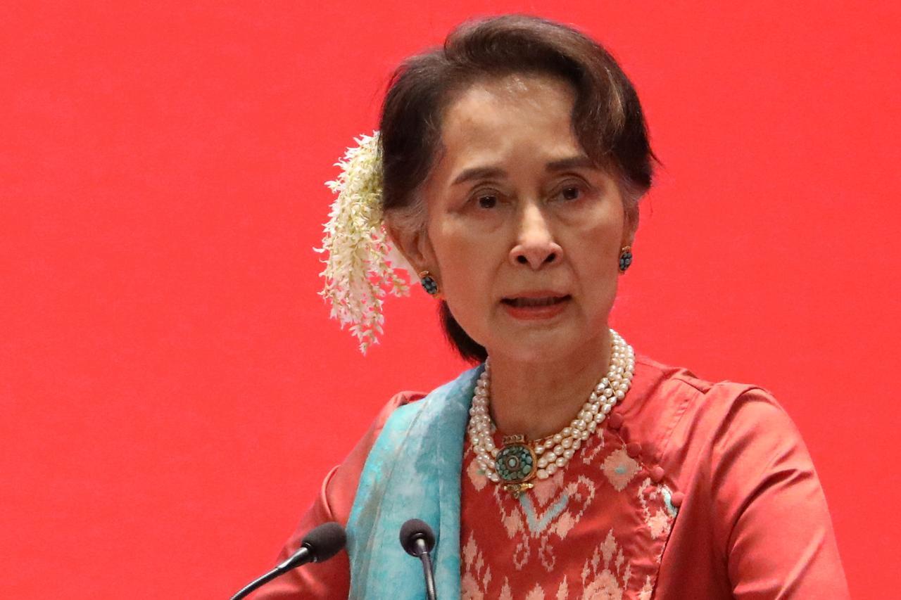 Myanmar's Aung San Suu Kyi drops off U.N. agenda in Geneva next ...