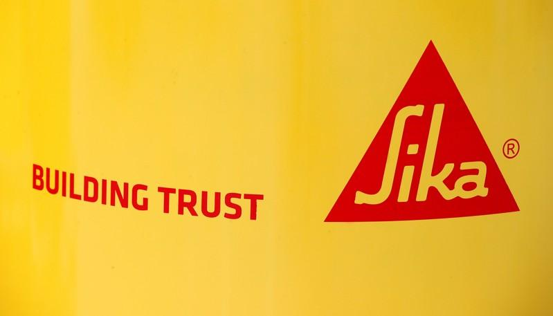 Sika interested in parts of BASF's construction chemicals