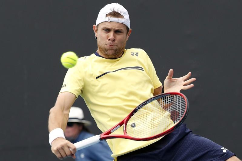 Albot beats Evans to become first Moldovan to win ATP title