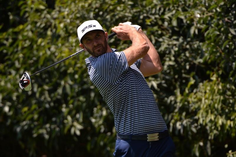 Swing close to where it was pre-2017 Masters, says Johnson