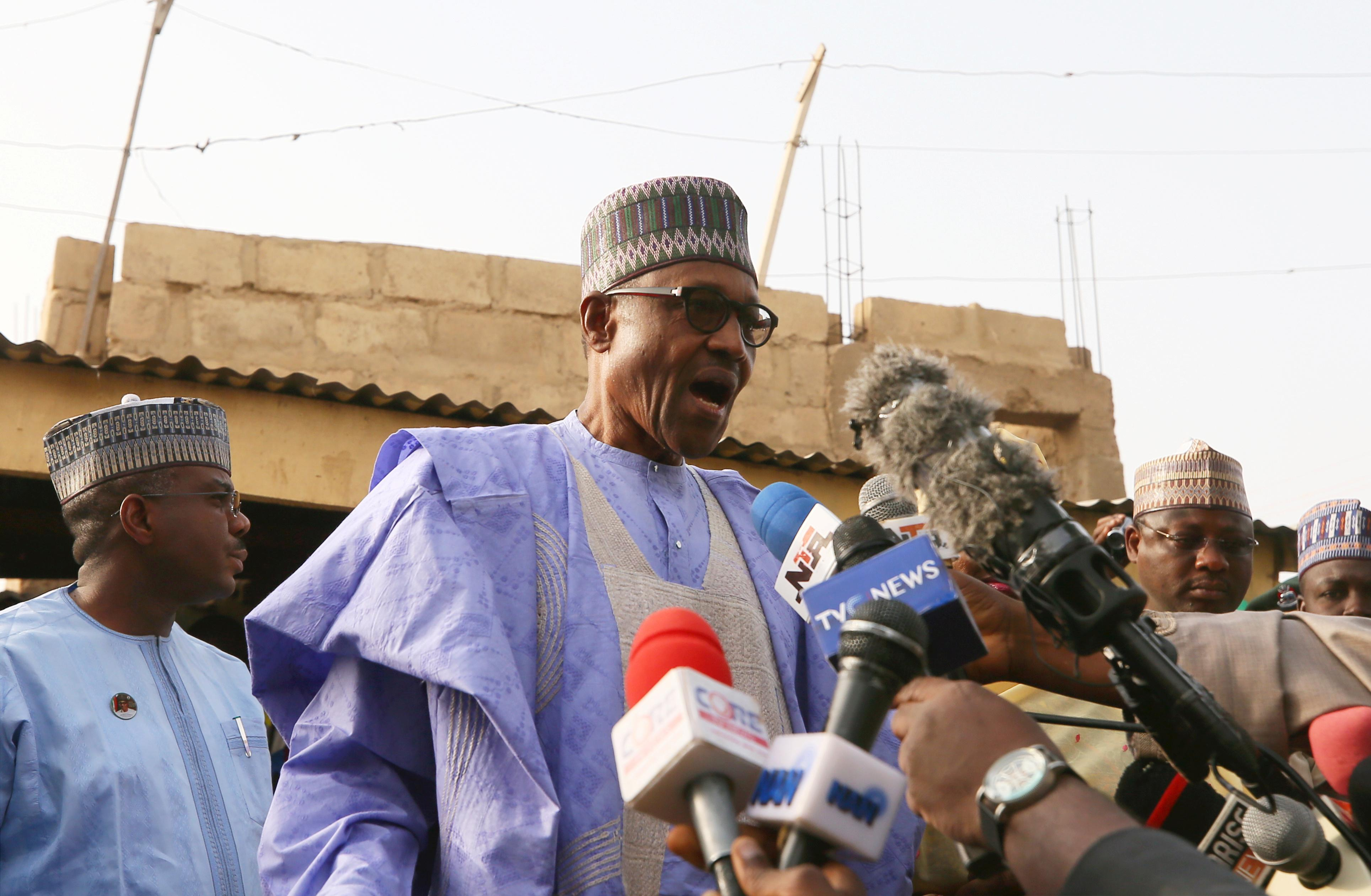 Muhammadu Buhari: Nigeria's converted democrat comes back from the brink
