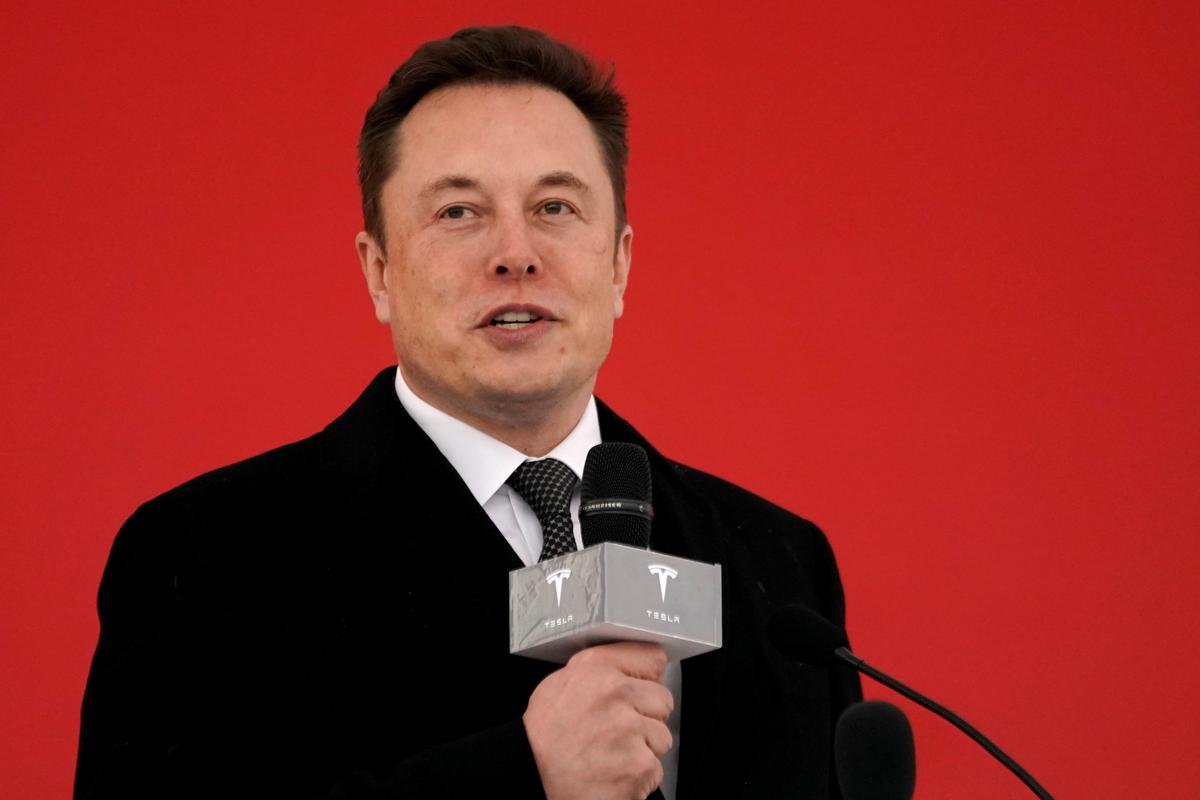 Meet Elon Tusk: Tesla Chief Changes Twitter Display Name