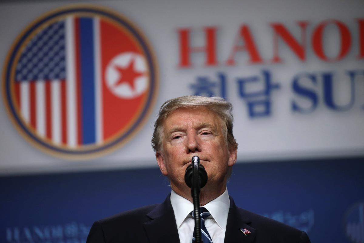 Trump says China has been 'a big help' with North Korea