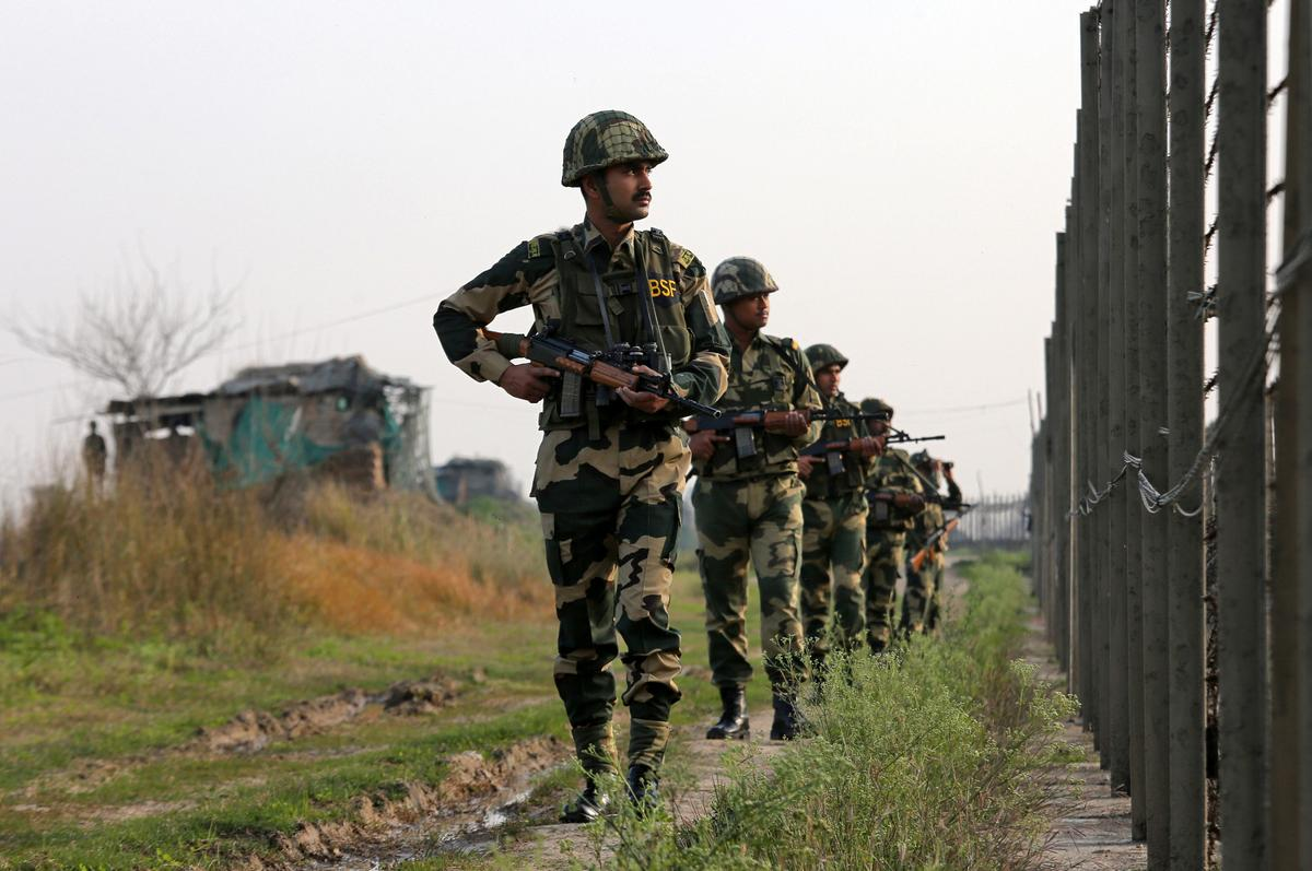 U.S. tries to safeguard Afghan peace push from India-Pakistan crisis