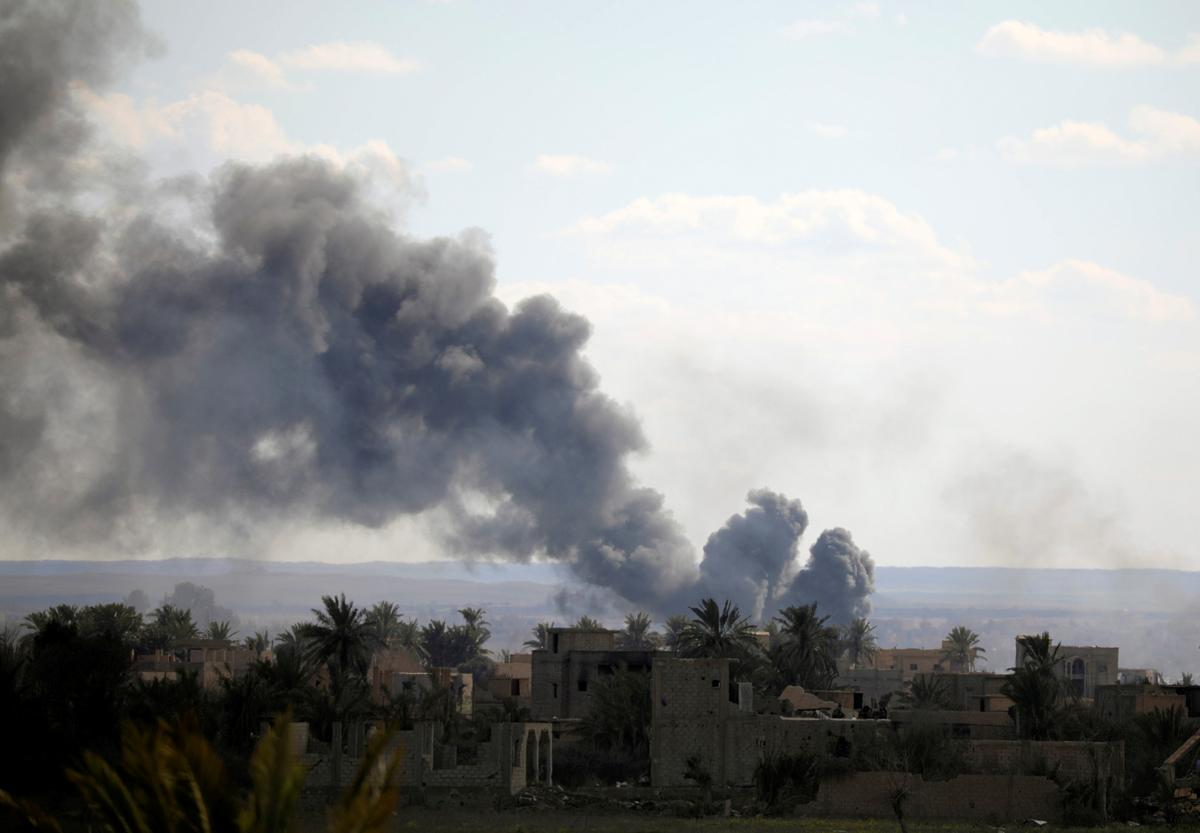 Some IS jihadists surrender in eastern Syria enclave but more remain