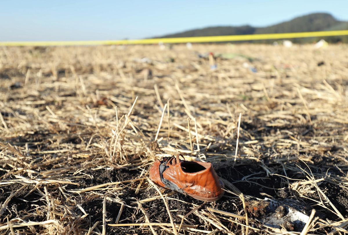 Ethiopian Airlines flight crashes, killing 157 - Reuters
