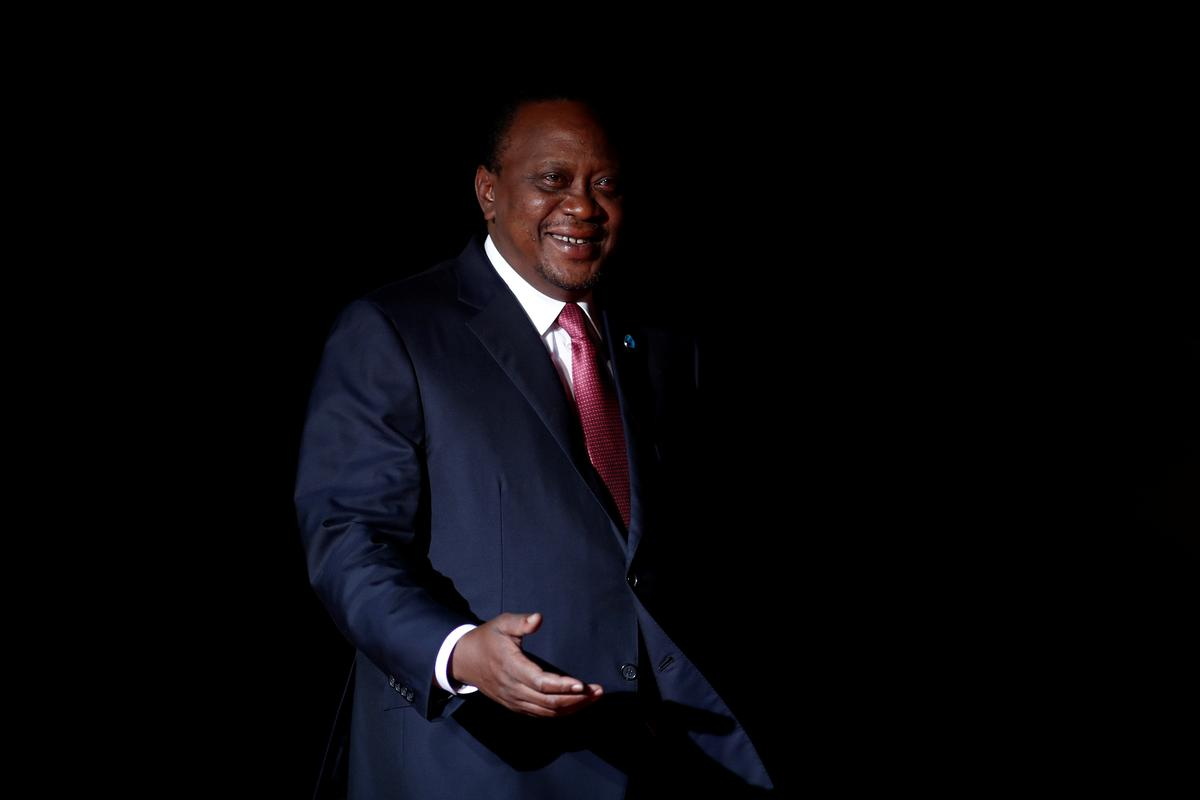 Kenya's president signs petroleum law outlining revenue sharing
