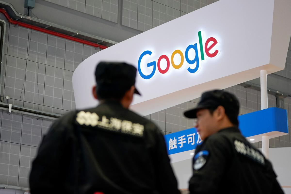 Google's work in China benefiting China's military: U.S. general