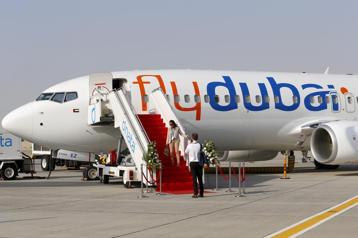 Flydubai says Boeing 737 MAX remains integral to future strategy