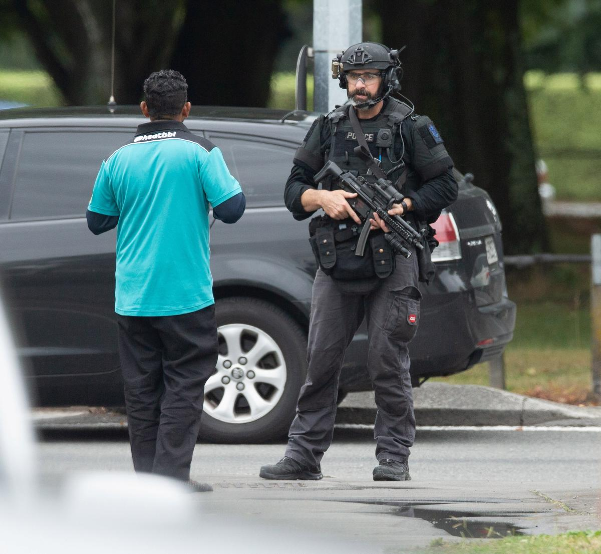 World saddened and angered by New Zealand mosque attacks