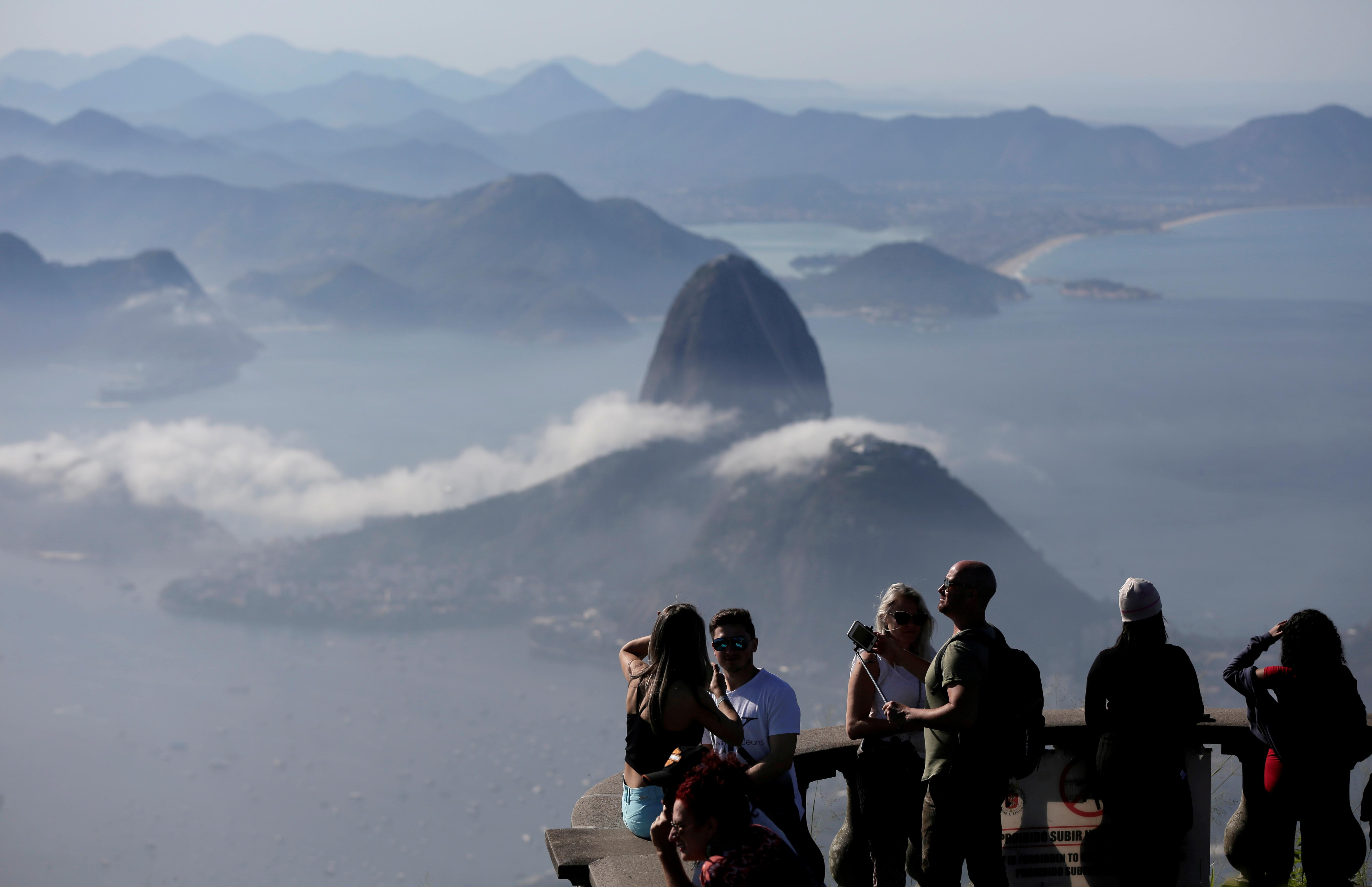 Brazil waives visas for visitors from U.S., Canada, Australia, Japan