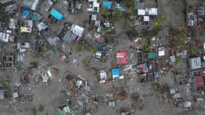 Cyclone Idai devastates southeastern Africa