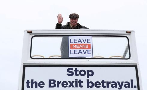 'Brexit Betrayal' march