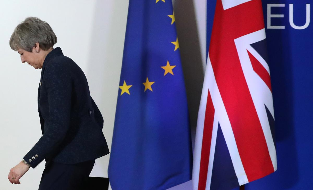 Text of EU summit agreement on Brexit