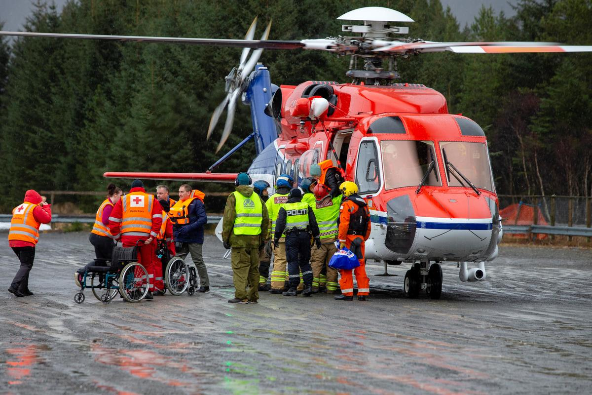 Image result for Norway cruise ship towed to port after nearly 500 people rescued
