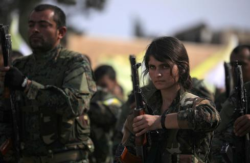 Islamic State's last enclave captured