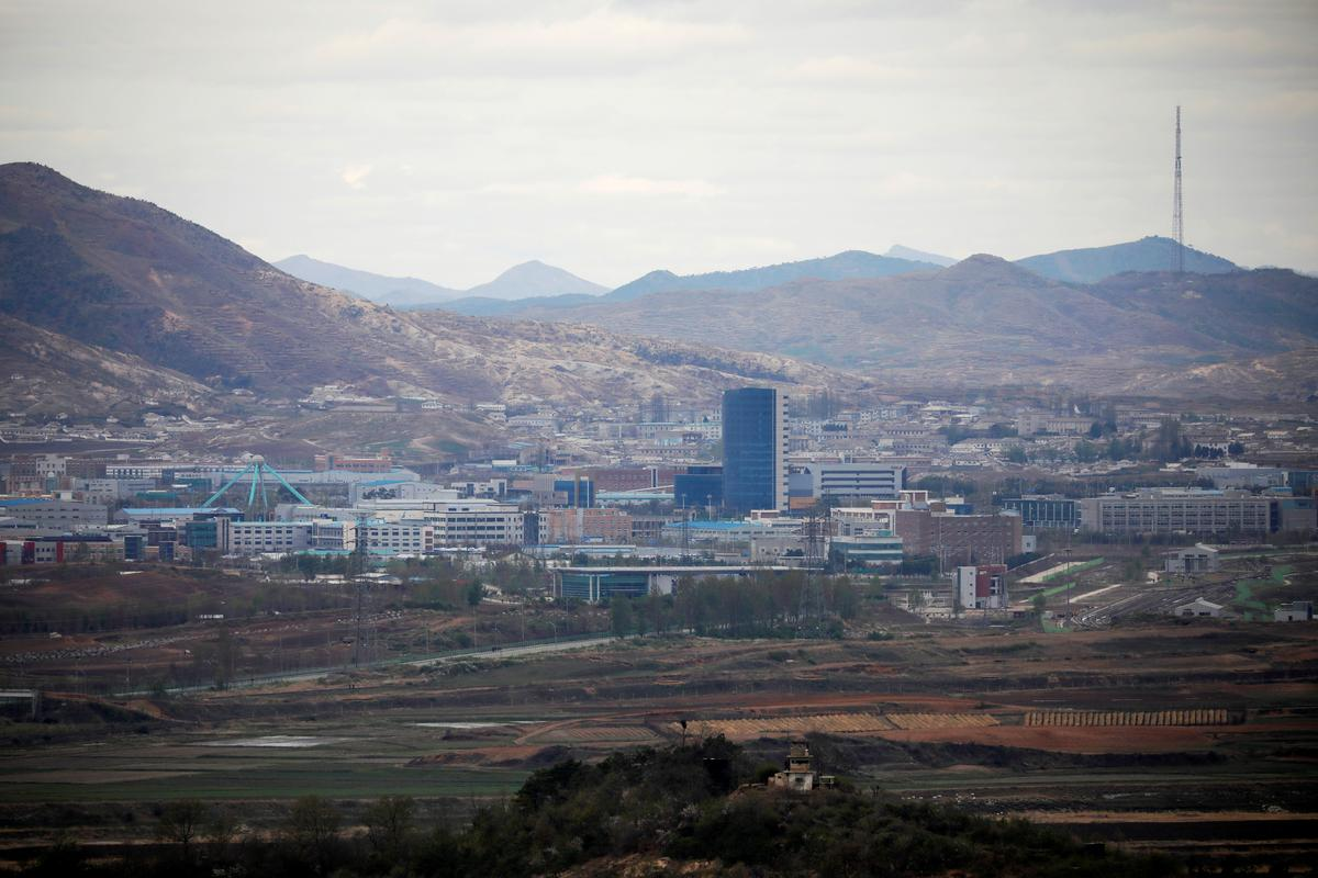 North Korean officials return to liaison office after pullout