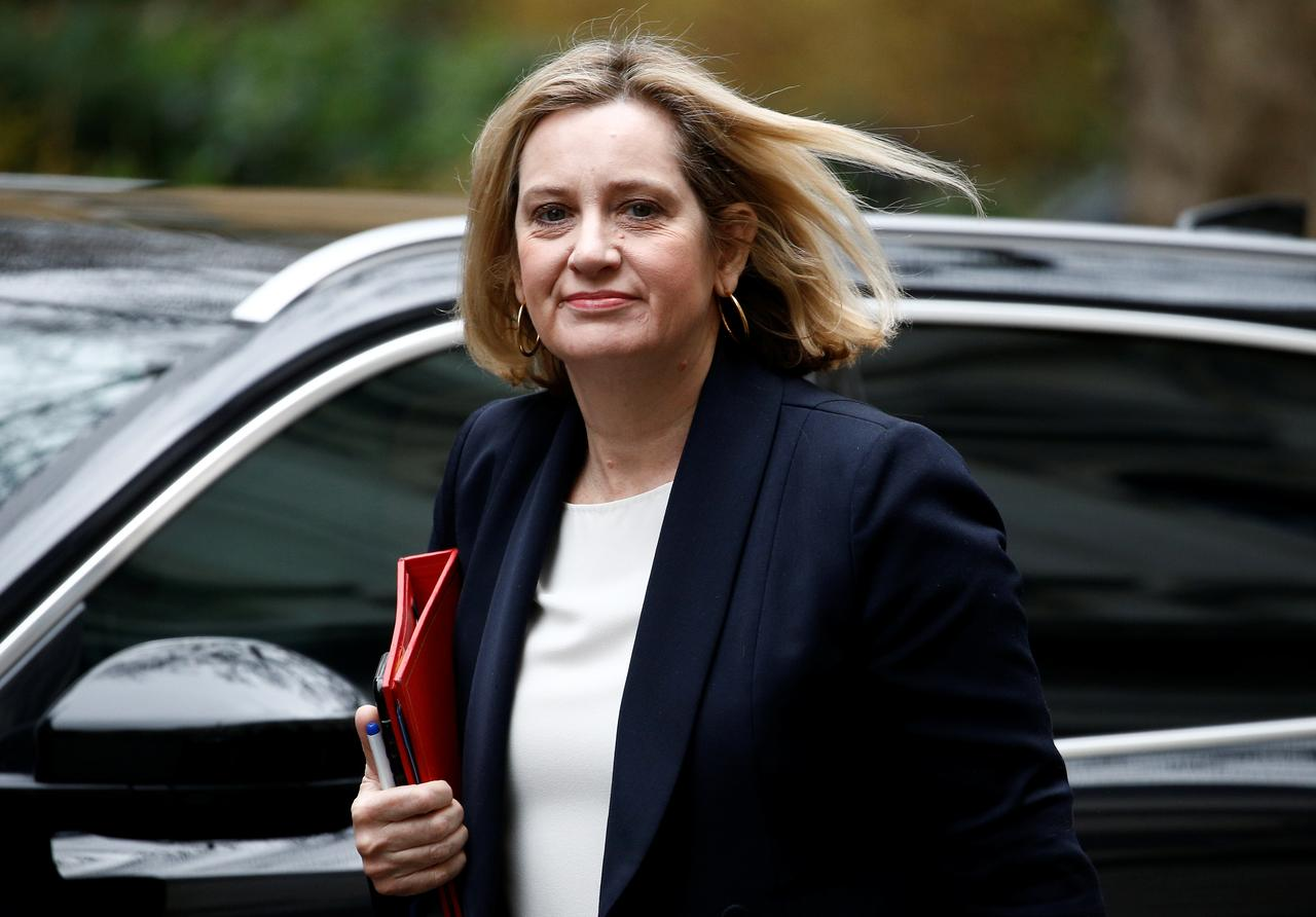 Image result for May should not resign over Brexit: pensions minister