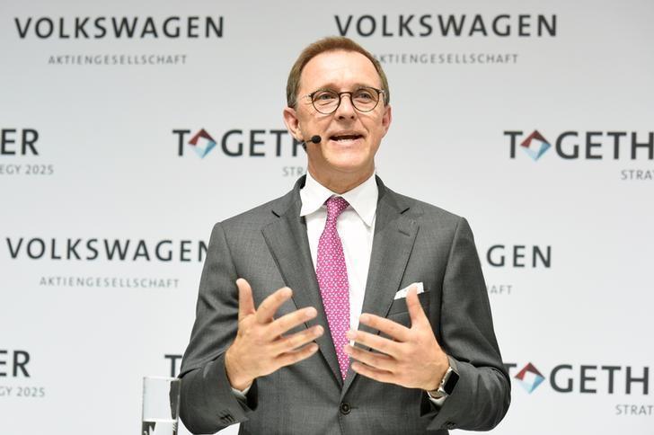 VW und Ford kommen bei Allianz für Robo-Taxis voran