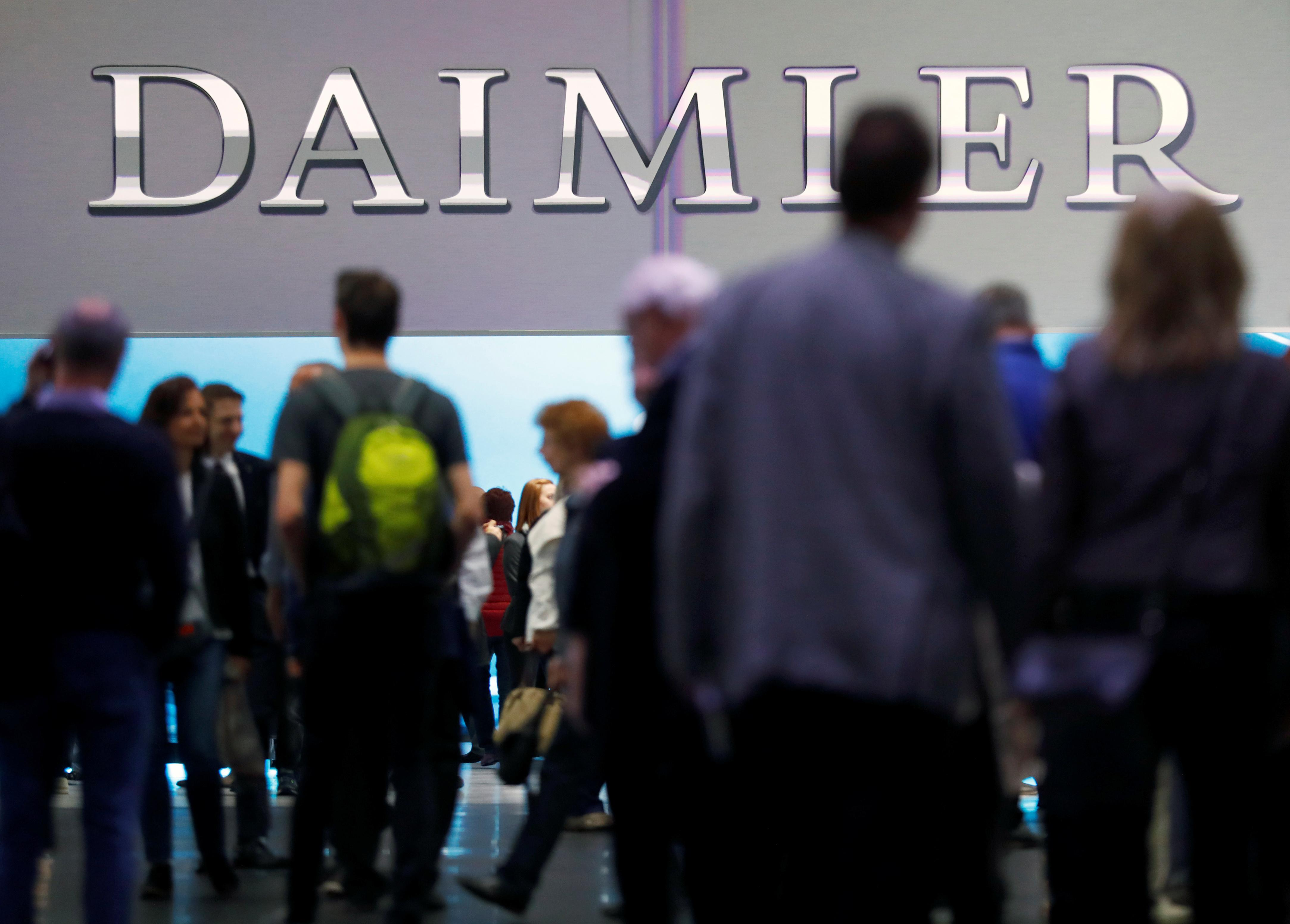 Daimler buys Torc Robotics stake for self-driving trucks