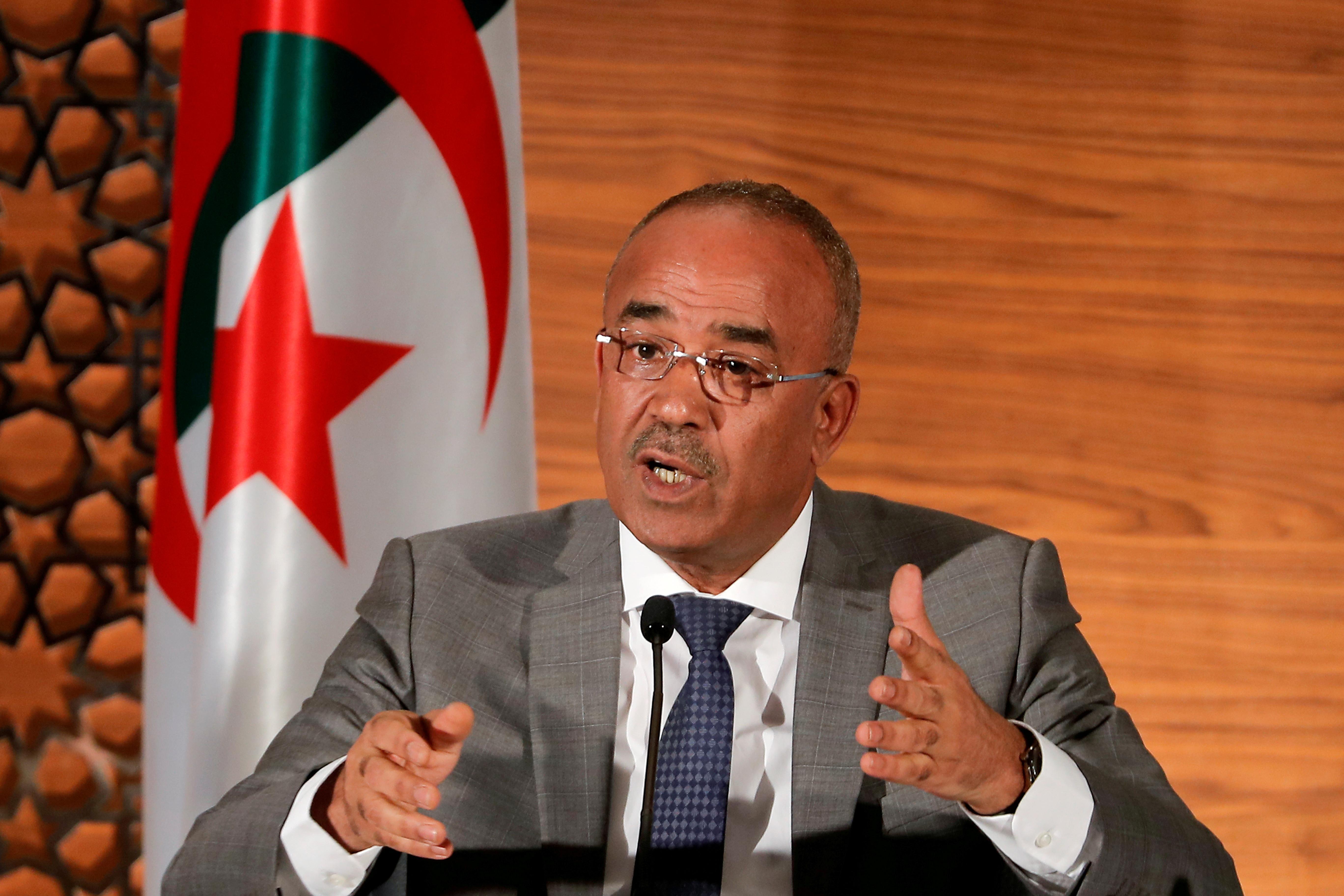 Algeria's new cabinet will seemingly be caretaker authorities: Ennahar TV