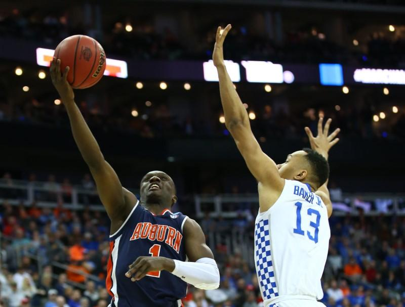 Auburn Tops Kentucky For First Final Four Berth Reuters