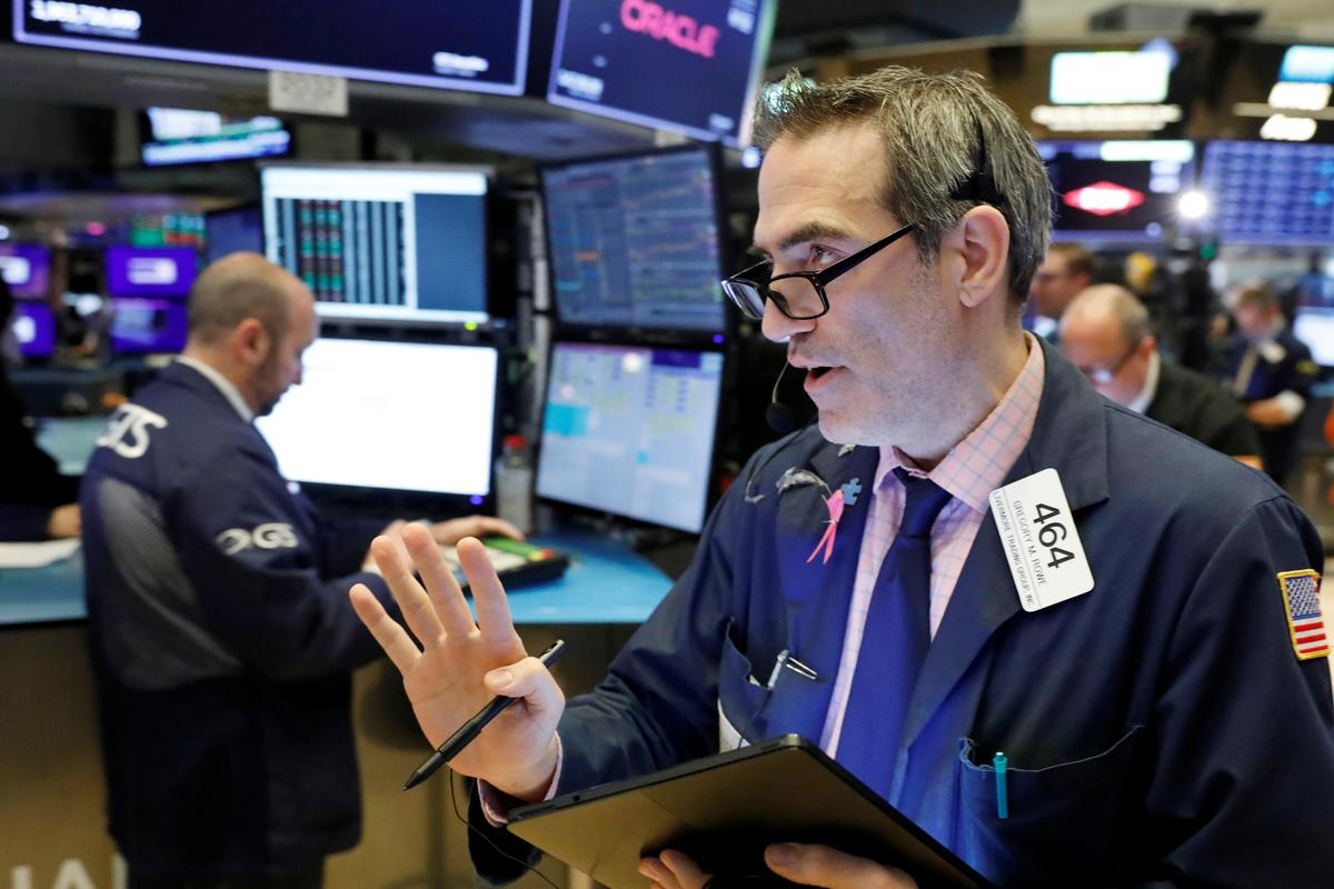 Wall Street rises at open on trade optimism