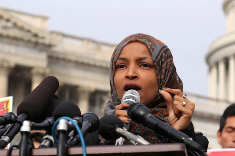 New York man charged with threatening to kill Muslim U.S. lawmaker Ilhan Omar