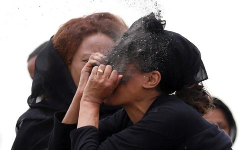 Families mourn Ethiopian Airlines crash victims