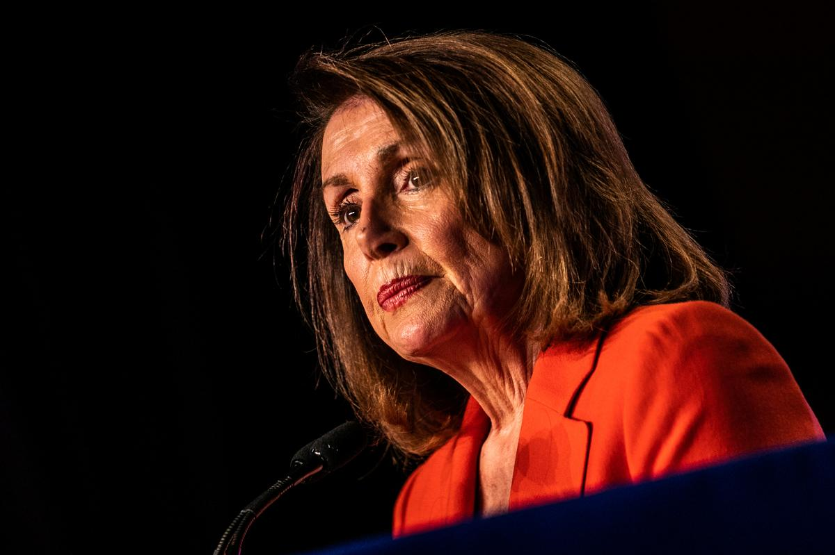 Attorney General Barr 'off the rails' on Mueller report: Pelosi