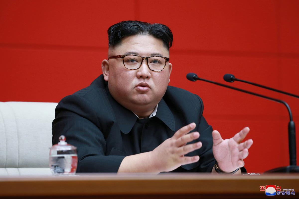 North Korea's Kim Jong Un says U.S. must change stance, gives deadline