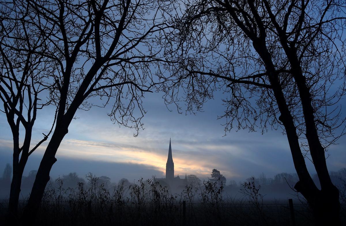 Salisbury, scene of Novichok poison drama, named Britain's best place to live