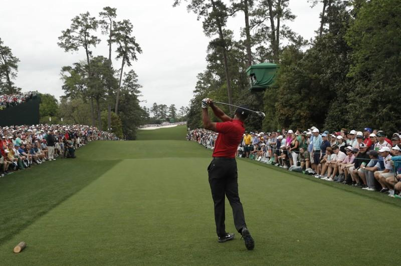 Tiger Woods Victory In Masters A Win For Golf Business Reuters