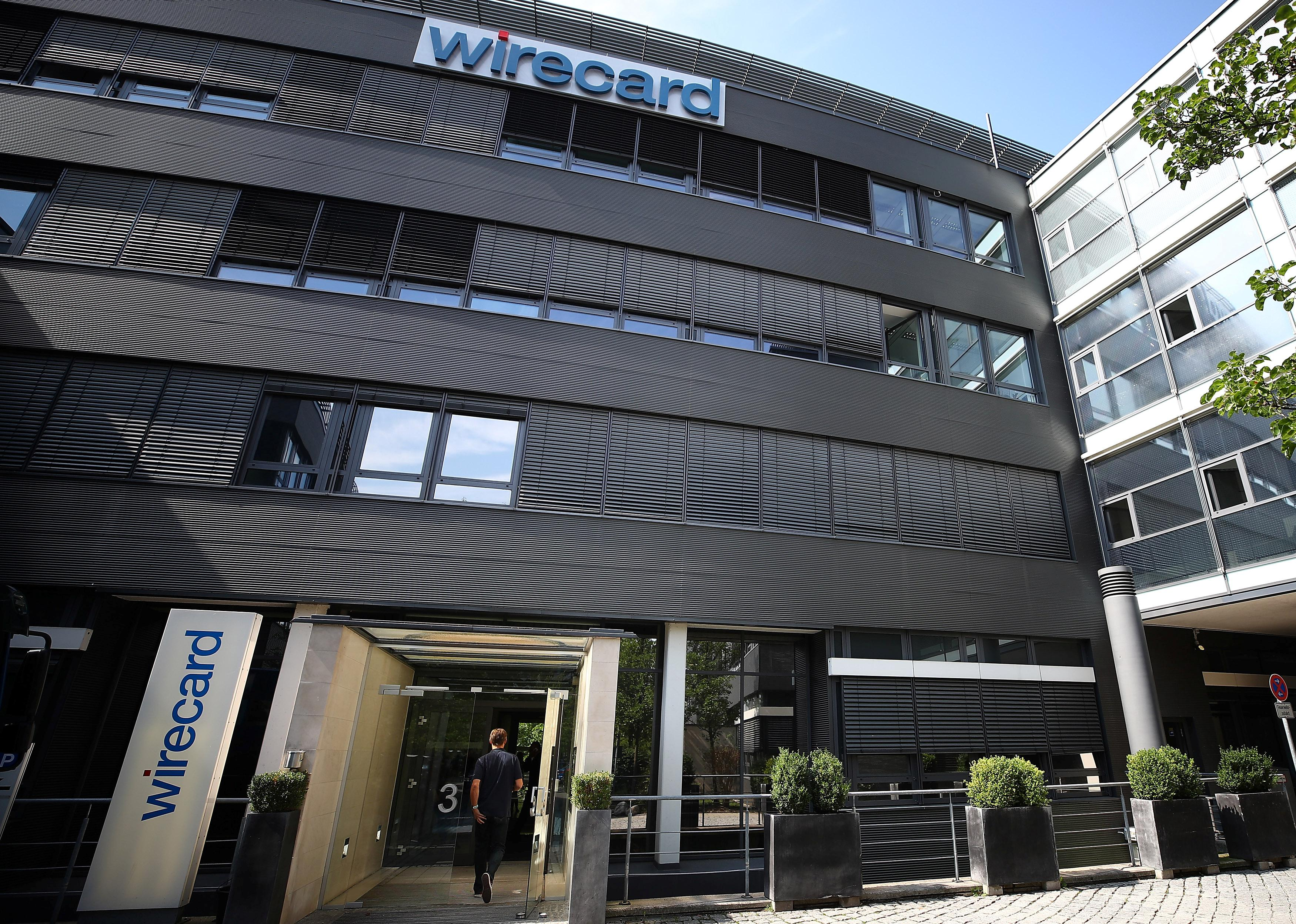 German market regulator lifts short sale ban on Wirecard