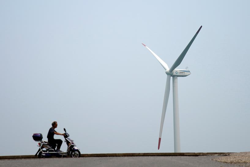 reuters.com - Reuters Editorial - China to promote using wind energy to power heating