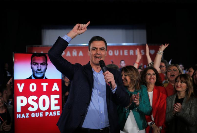 スペイン総選挙、与党がリード拡大 過半数には届かず=世論調査 | Reuters