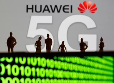 焦点:英国将允许华为有限参与5G网络非核心部分的建设
