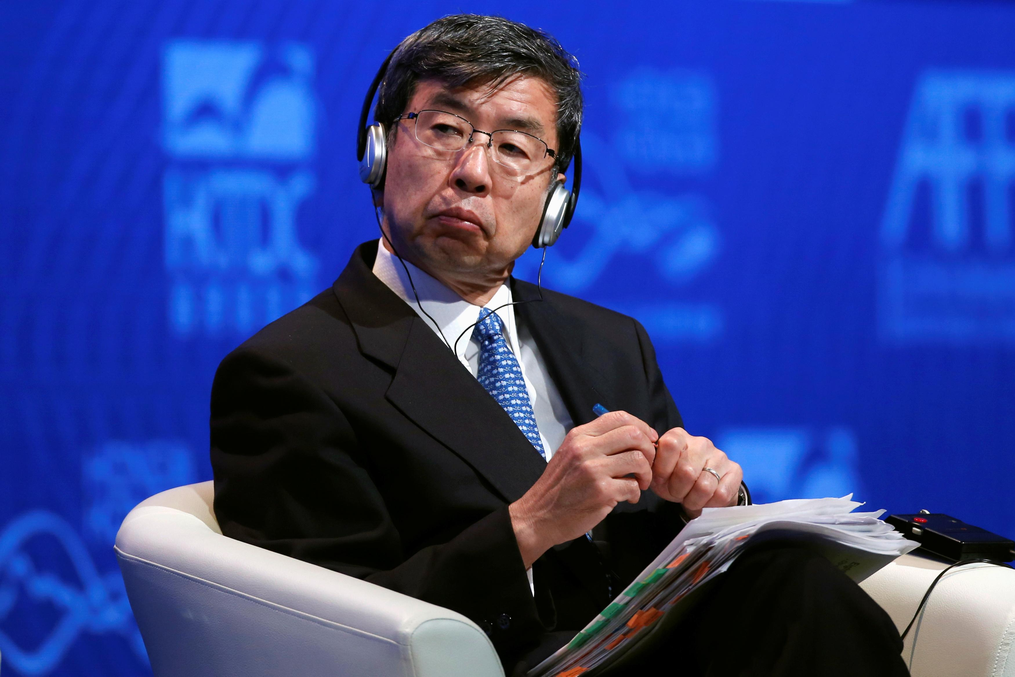 ADB chief says bank will continue to grant loans to China